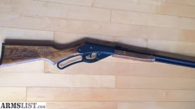 For Sale: Classic Red Ryder BB Gun