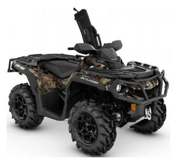 2019 Can-Am Outlander Mossy Oak Hunting Edition 1000R ATV Utility Wilkes Barre, PA