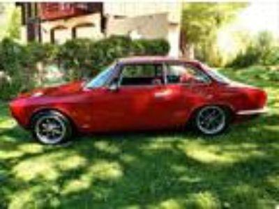 1965 Alfa Romeo GTV Giulia Sprint Gt 2.0L