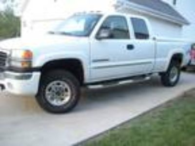 2004 Gmc 2500hd Sierra Sle