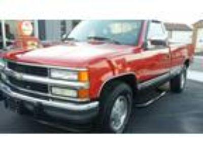 1994 Chevrolet Silverado 1500 Pickup 4x4