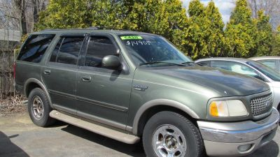 2000 Ford Expedition Eddie Bauer (Green)