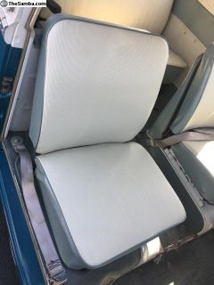 High Quality Bus Aero Papyrus 65-67 Seat Covers
