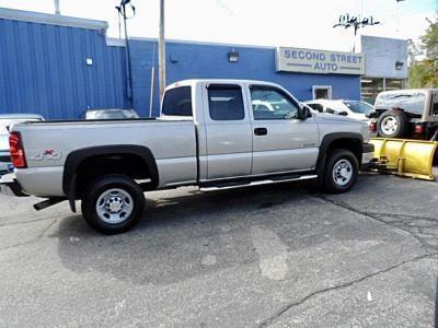 2006 Chevrolet RSX Work Truck (Silver Birch Metallic)