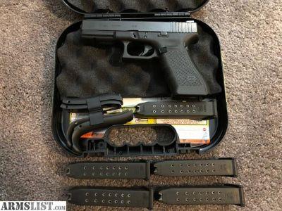For Sale: Glock model 17 Gen4