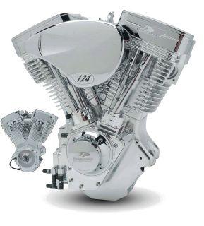 124 TP Motor (new)