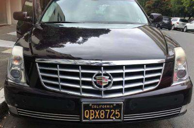 2008 Cadillac DTS Beautiful car-needs work