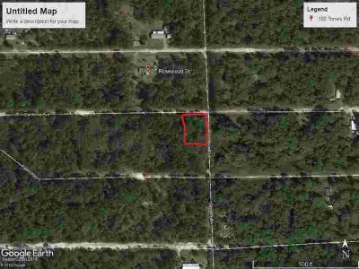 0 Gardenia Avenue Georgetown, .24 acre lot.