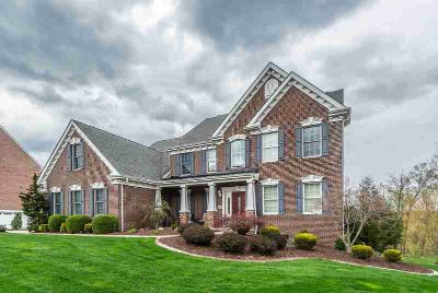 225 Rock Run Road Peters Township Four BR, This spectacular