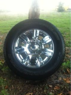 2012 Ford 18 Wheels  Tires