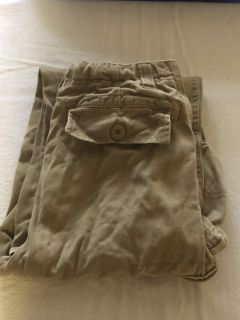 Faded Glory Cargo Pants Boys Size 12