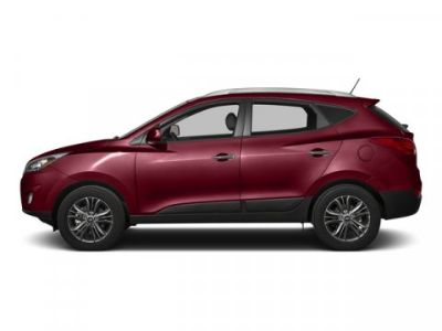 2015 Hyundai Tucson GLS (Garnet Red Mica)