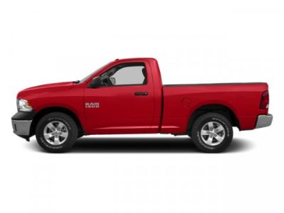 2013 RAM RSX Tradesman (Flame Red)