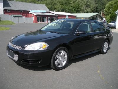 2012 Chevrolet Impala LT Fleet (Black)