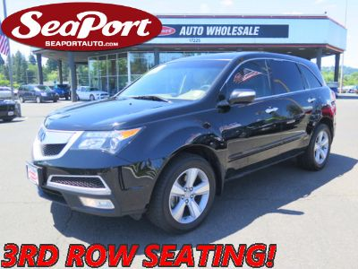 2012 Acura MDX Base (Black)