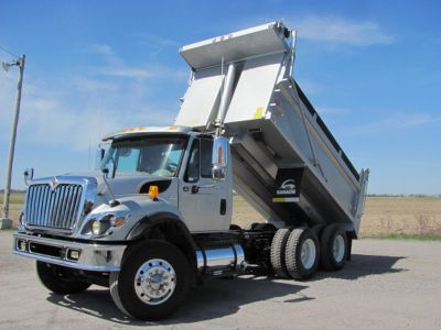 Dump truck & heavy equipment loans