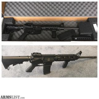For Sale: LNIB Mint Ruger AR-15