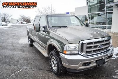 $6,202, 2003 Ford Super Duty F-250 King Ranch 4WD