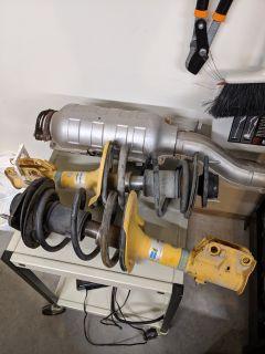 OEM catalytic converter