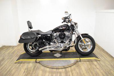 2011 Harley-Davidson Sportster 1200 Custom Sport Motorcycles Wauconda, IL