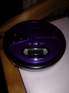 Emerson CD Player