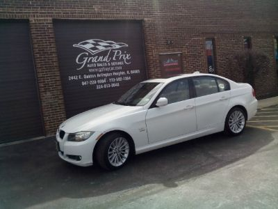 2009 BMW 3-Series 4dr Sdn 328i xDrive AWD