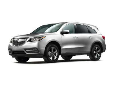 2014 Acura MDX Base (Silver Moon)