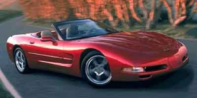 2002 Chevrolet Corvette Base (Quicksilver Metallic)