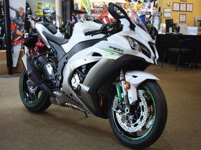 2017 Kawasaki Ninja ZX-10R ABS Supersport Clearwater, FL