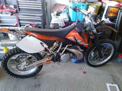 1999 KTM 250 SX