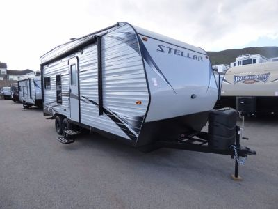 2018 Eclipse Stellar Limited 19SB-LE Toy Hauler Travel Trailer
