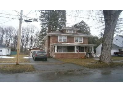 4 Bed 1.5 Bath Foreclosure Property in Herkimer, NY 13350 - N Main St