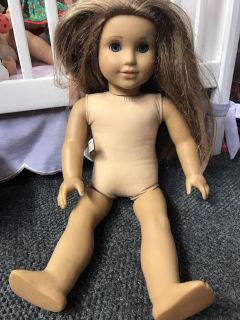American girl doll- doll of the year McKenna