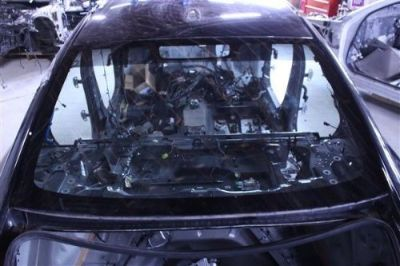 Sell VOLVO S60 T5 REAR BACK GLASS WINDOW HEATED W/O TV ANTENNA OEM 11 2012 13 14 15 motorcycle in Lincoln, Nebraska, United States, for US $125.00