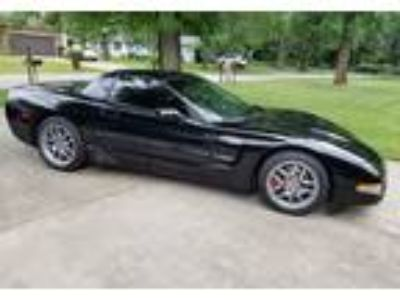 2002 Chevrolet Corvette Coupe in Columbus, IN