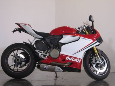 2012 Ducati 1199 Panigale S Tricolore SuperSport Motorcycles Greenwood Village, CO