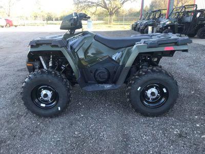 2018 Polaris Sportsman 570 Utility ATVs Brazoria, TX