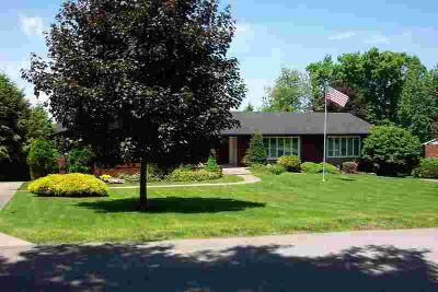 425 Ridge Rd Greensburg Three BR, Exceptional brick ranch on