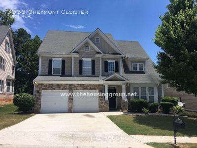 Just Listed - 6 BR/3.5 BA in Greythorne!!