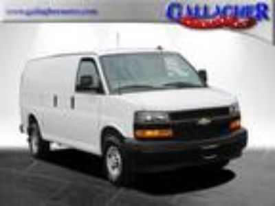 used 2018 Chevrolet Express Van for sale.
