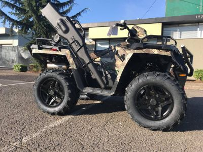2019 Polaris Sportsman 570 SP Hunter Edition Utility ATVs Tualatin, OR