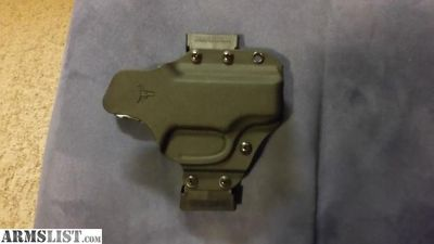 For Sale: Ruger LC9s Blade-Tech Holster
