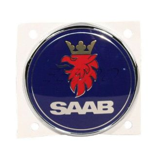 Purchase NEW Genuine Saab Emblem - Tailgate 32009220 motorcycle in Windsor, Connecticut, US, for US $56.60