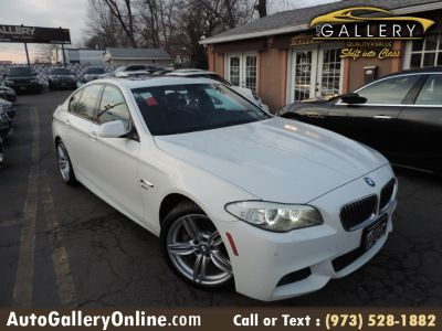 2012 BMW MDX 535i xDrive (Alpine White)