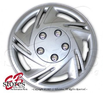 "Sell One Set (4pcs) of 14 inch Rim Wheel Skin Cover Hubcap Hub caps 14"" Style#602 motorcycle in La Puente, California, United States"
