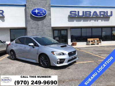 2017 Subaru WRX Limited (Ice Silver Metallic)