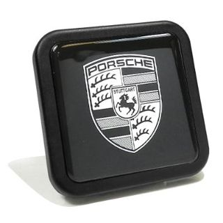 Find Genuine Porsche Cayenne Tow Hitch Cover Black OEM motorcycle in Winter Springs, Florida, US, for US $33.49