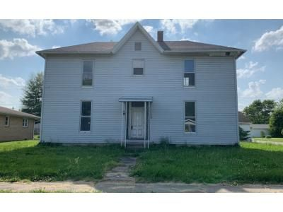 3 Bed 2.0 Bath Preforeclosure Property in Sullivan, IN 47882 - N Court St