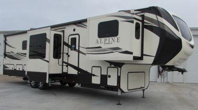 2019 Keystone Alpine 3701FL