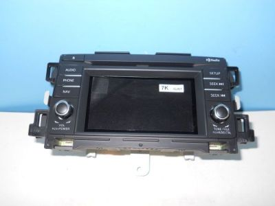 Purchase 2013 14 Mazda 6 Touchscreen CD GPS Radio GJS1 66 DV0A motorcycle in Booneville, Mississippi, United States, for US $349.95